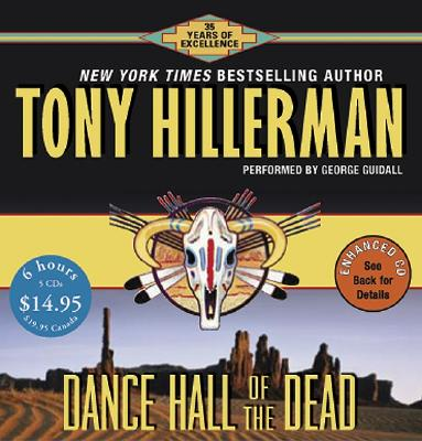 [CD] Dance Hall Of The Dead By Hillerman, Tony/ Guidall, George (NRT)