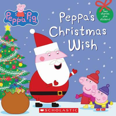 Peppa's Christmas By Scholastic Inc. (COR)