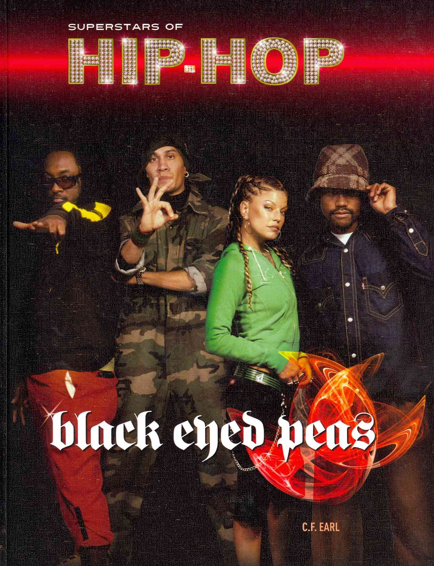 Black Eyed Peas By Earl, C. F.