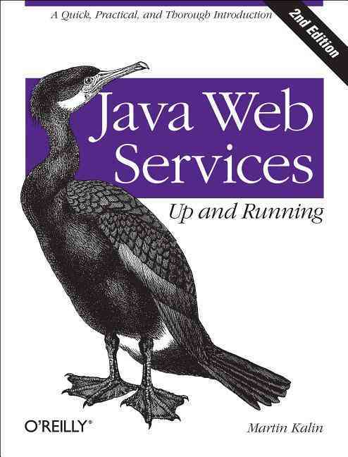 Java Web Services Up and Running By Kalin, Martin